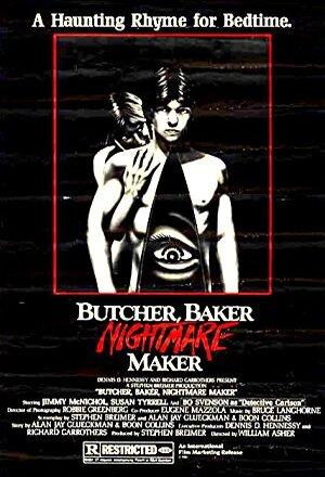 Butcher, Baker, Nightmare Maker