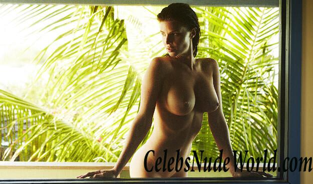 Nude julia lescova Julia Lescova