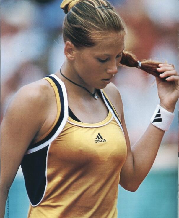 Tennis anna kournikova nude duly
