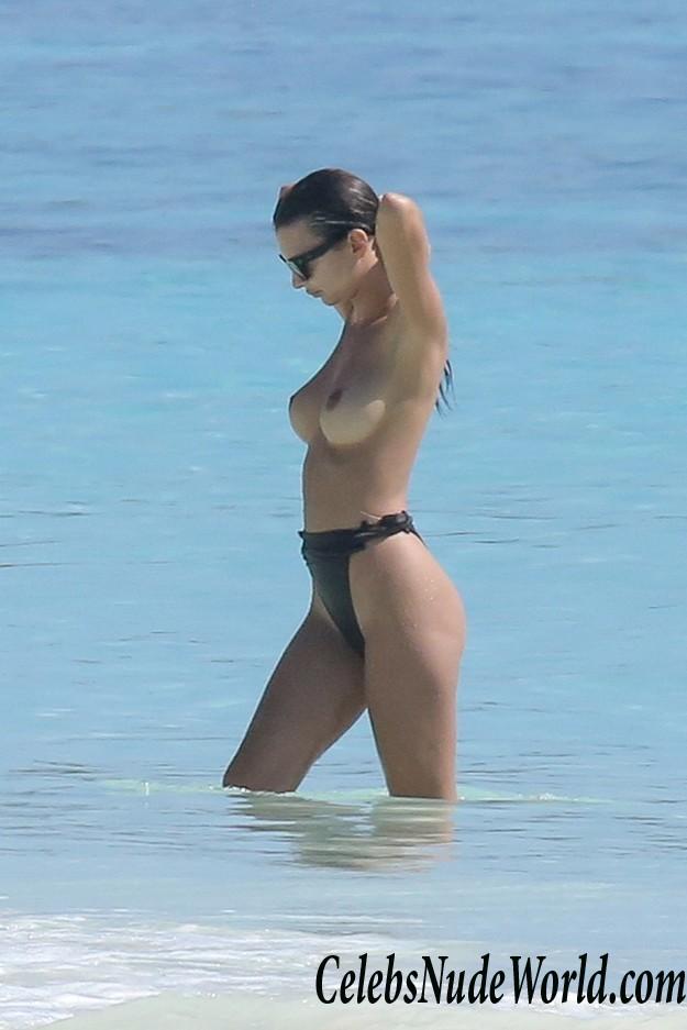 Cancun Nude