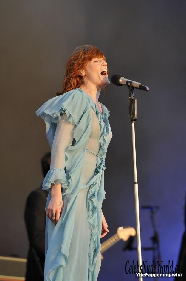 Nackt Florence Welch  Raquel Welch