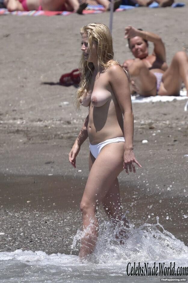 Sigrid Bernson Topless