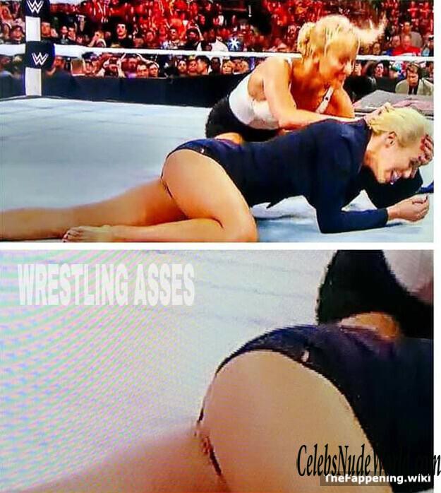 Nudes wwe lana Lana WWE