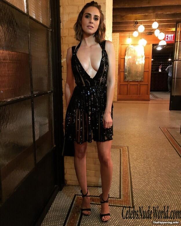nackt Brie Alison Alison Brie
