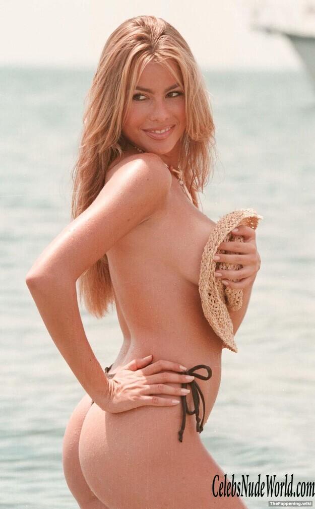 Nude vergara Sofia Vergara