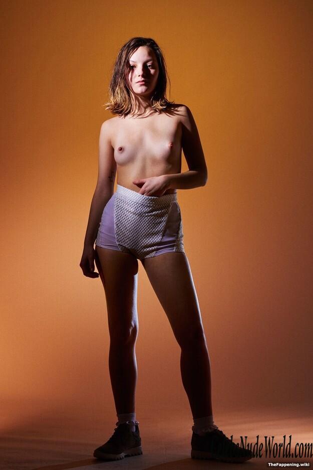 Karley Sciortino For Purple Magazine