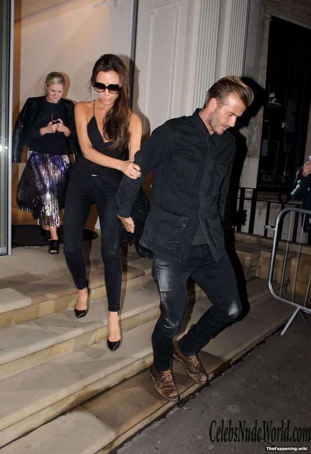 Nude victoria beckham Victoria Beckham