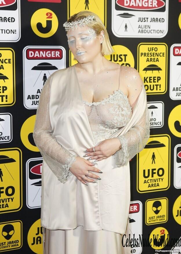 Hayley Hasselhoff  nackt