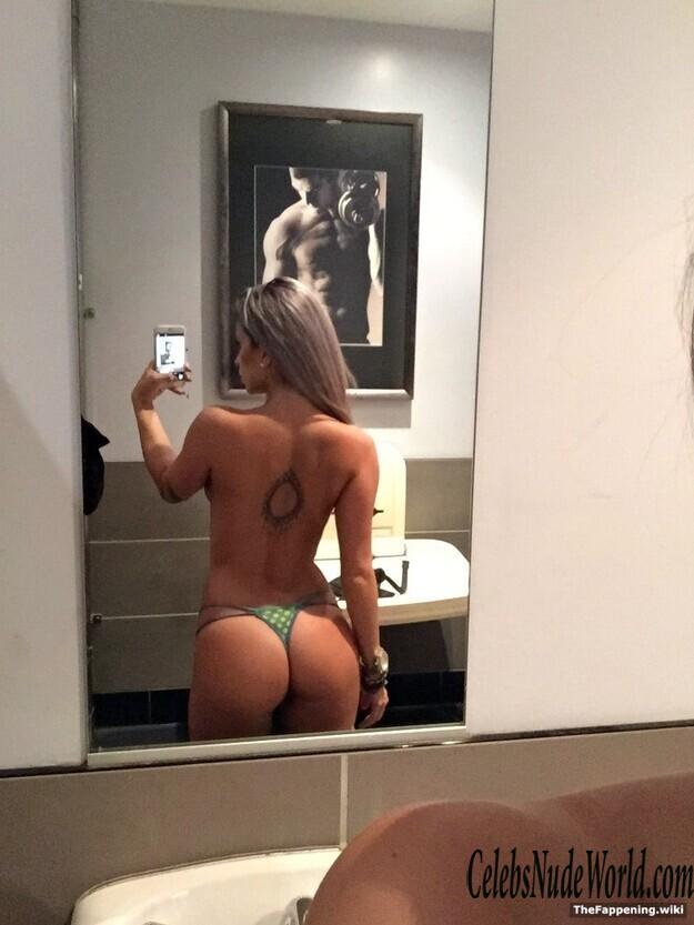 Ashley Lamb Nude
