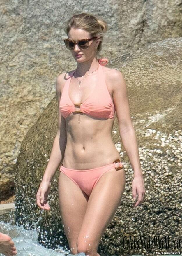 Rosie Huntington-Whiteley  nackt