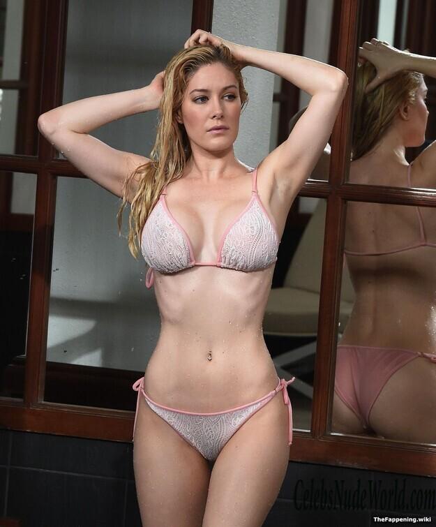 Nackt Heidi Montag  Yahoo ist