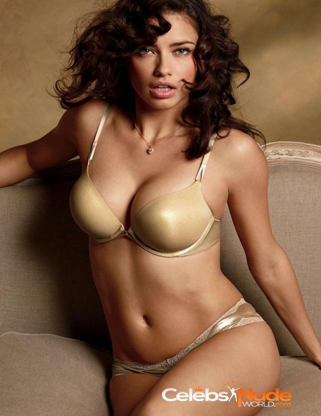 Adriana Lima Nude Photos