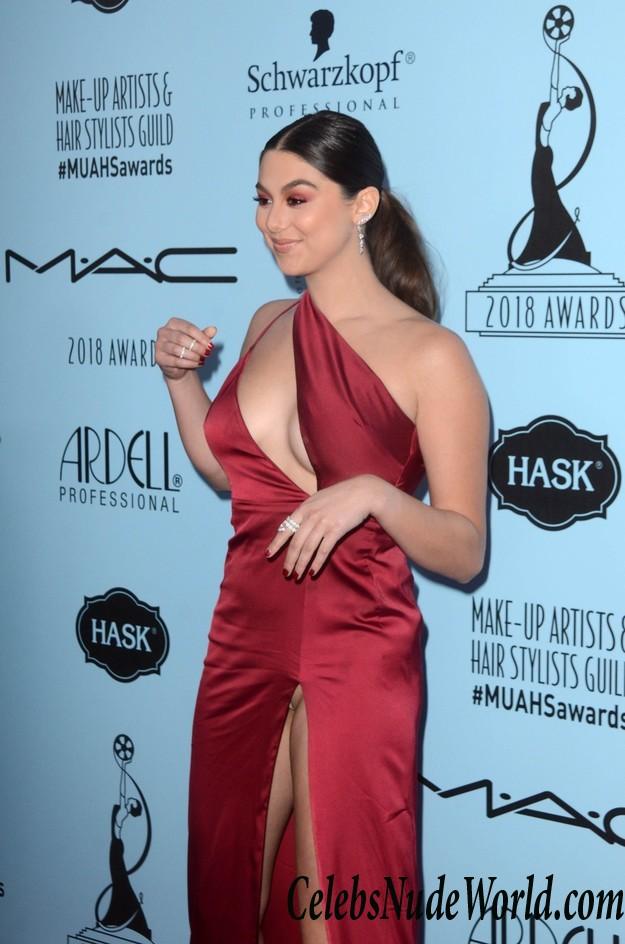 Kira Kosarin Panties