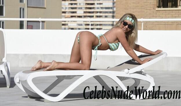 Beth Morgan Nude