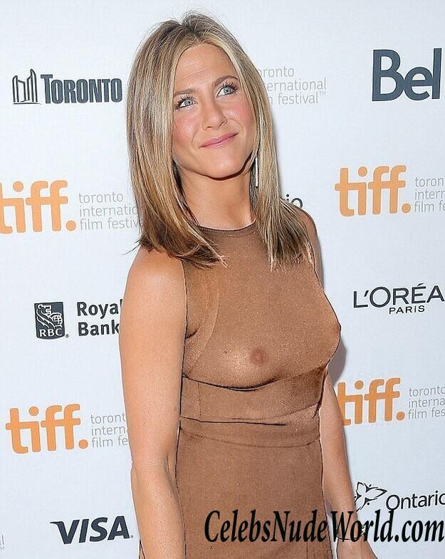 Jennifer Aniston Nude Photos