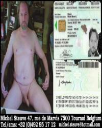 Michel Steuve gay cock sucker