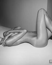 Leuenberger nude anja Anja Leuenberger