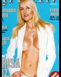 Marisa Cruz Maxim 2001