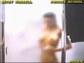 Betsy Russel in bath