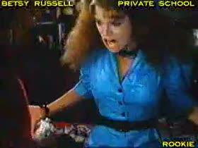 Betsy Russell  hot scene