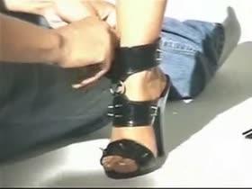 Christina Aguilera hot scene 2