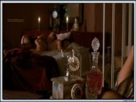 Brigitte Nielsen Hot Lesbian Scene From Chained Heat