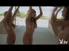 Nude Chicks Crazier than Jackass Guys!