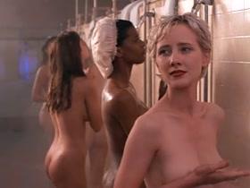 Retro nude ebony girls
