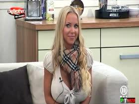 Big Brother 9 Germany - Annina Nude BIG BOOBS