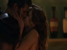 Ana Hutchison - Spartacus - Movie Nude Sex