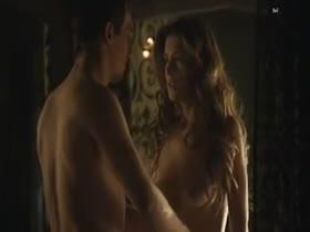 Charlotte Salt nude scene