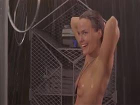 You Star ship trooper nude shower scene