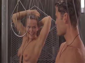 Starship troopers shower sex scene video