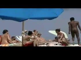 Scenes on Nude Beach BVR