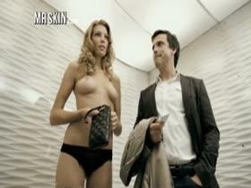 Upliting Celebrity Elevator Hotness Nude Celebs Going Down!