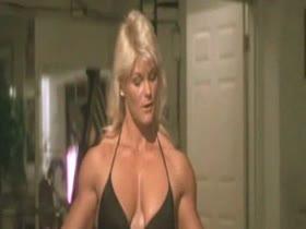 Nude Celeb Raye Hollitt American Gladeator