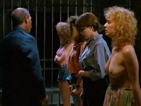 Girls unzip his pants in party