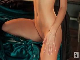 Amanda Cerny Playboy backstage