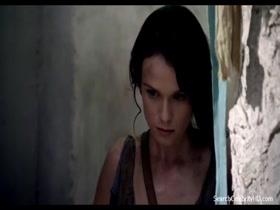 Ellen Hollman and Gwendoline Taylor nude - Spartacus S03E03