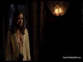 Joanne King and Tamzin Merchant - The Tudors S04E03