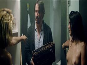 Lorenza Izzo Ana De Armas - Knock Knock
