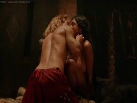 This remarkable Rosario dawson nude scene trance