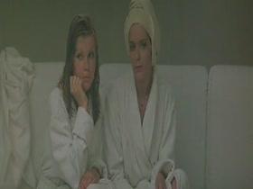 Laura Gemser, Sylvia Kristel lesbian massage