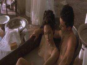 Angelina Jolie nude in sex scenes