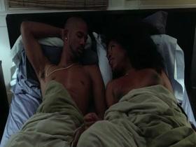 Lorraine Toussaint topless scene