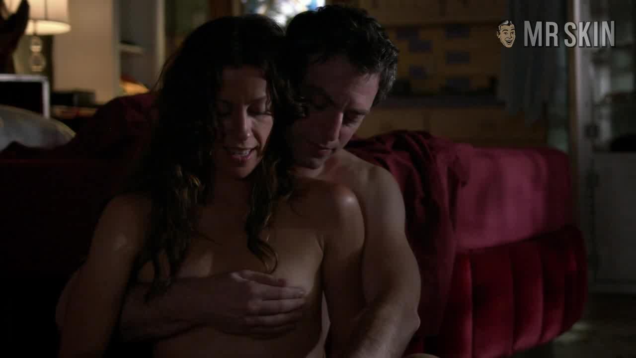 Angelina Jolie Gia Nude Scene alanis morissette in weeds scene 3 sex scene