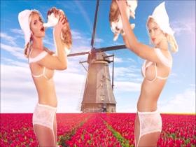 Micaela Schafer - Erotic Calendar 2017