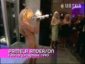 PAMELA ANDERSON - Breasts, Bush, Butt Scene in The Girl
