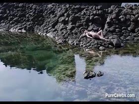 Dakota Johnson Nude in A Bigger Splash 2015