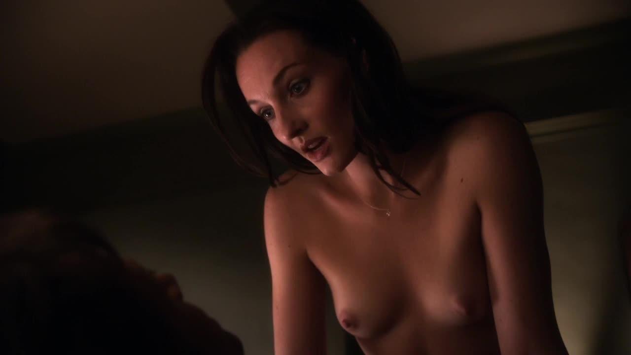 Allison Mcatee Nude kristine blackport - californication (2009) s03e01 sex scene